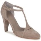 Brede sko til damer